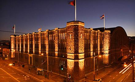 San Francisco Armory