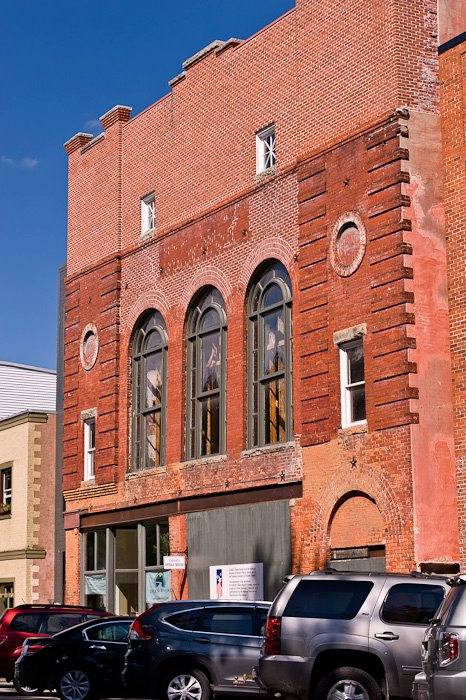Cottrill Opera House, Thomas, West Virginia
