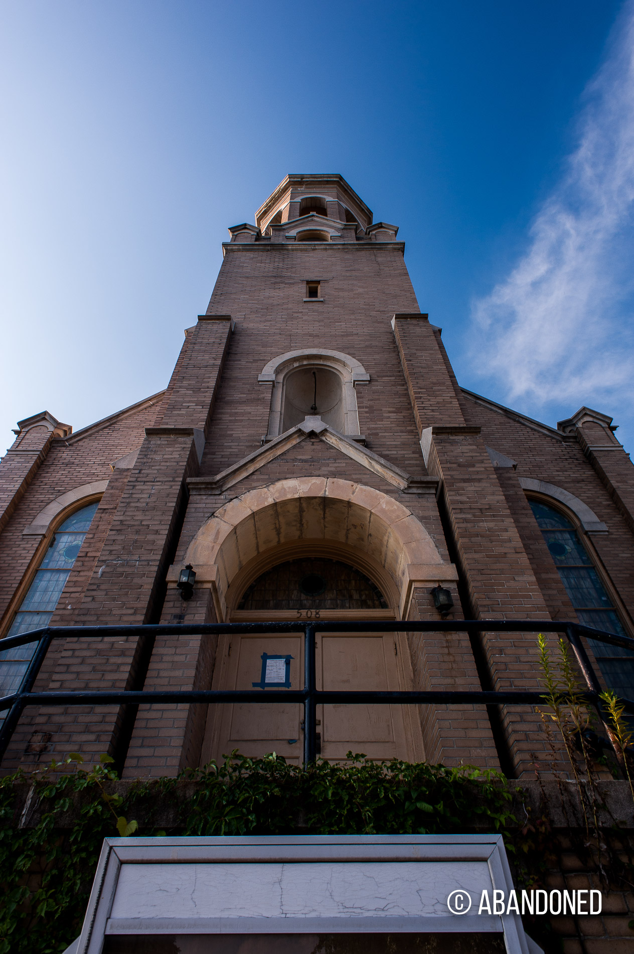 Holy Rosary Catholic Church - Abandoned by Sherman Cahal