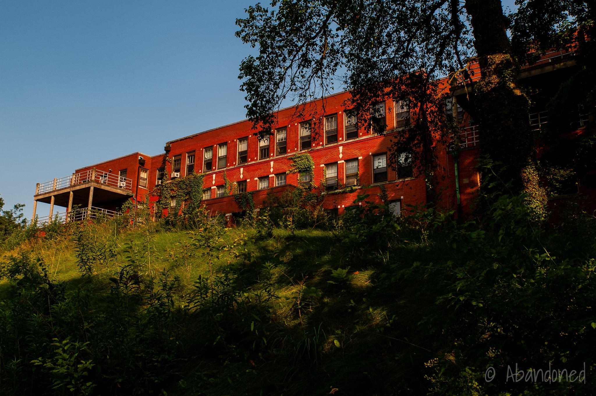 Edwin Shaw Hospital Abandoned Abandoned Building Photography