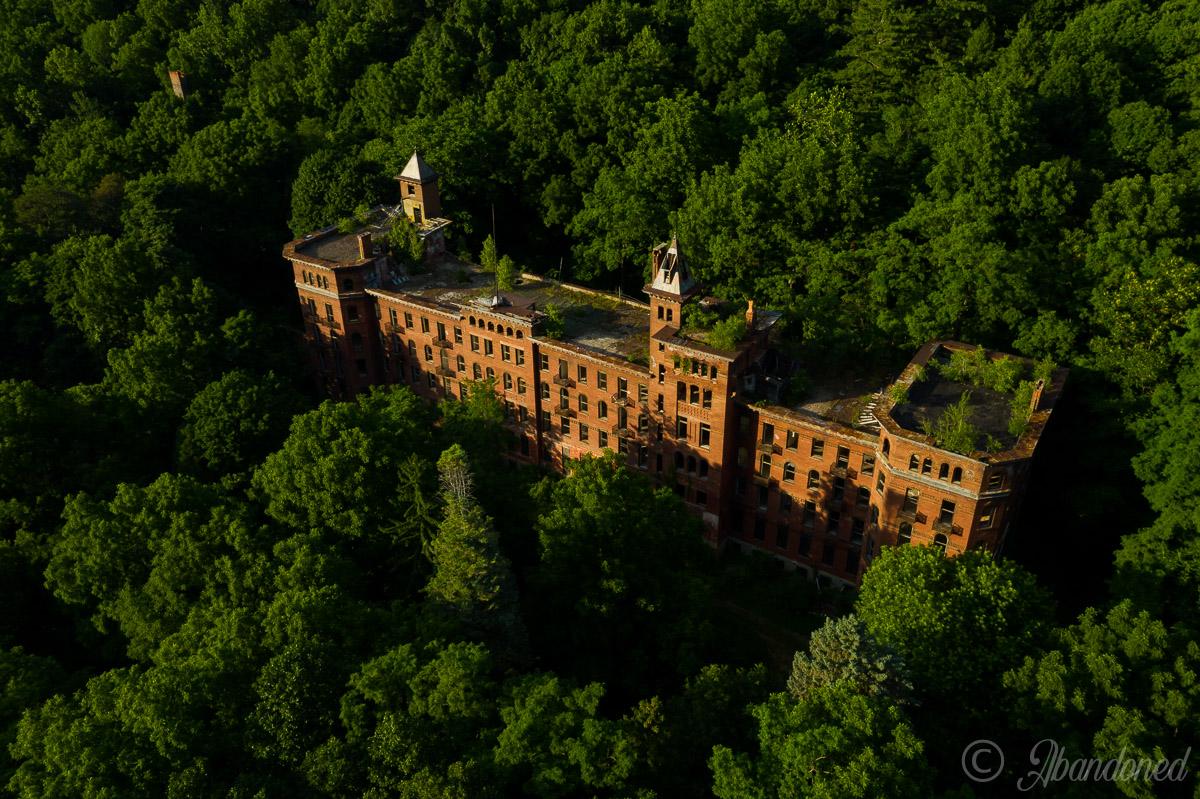 Jackson Sanatorium Abandoned Abandoned Building Photography